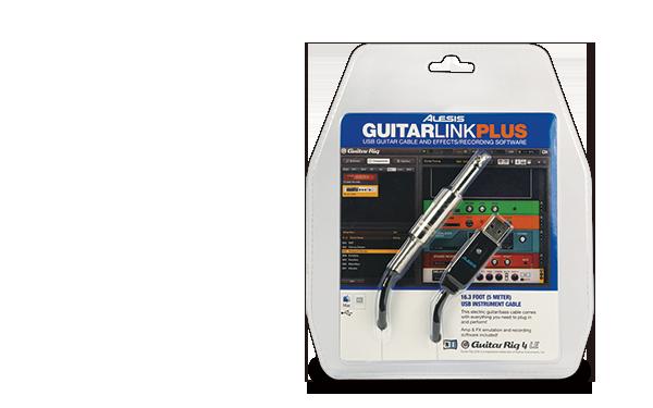 製品情報:guitarlink Plus:alesis